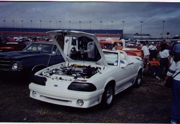 mikestang 1987 Ford Mustang