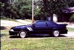 BAD88GT 1988 Ford Mustang