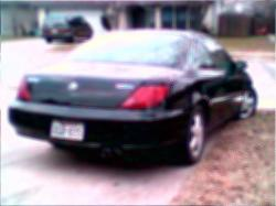systeq 1997 Acura CL