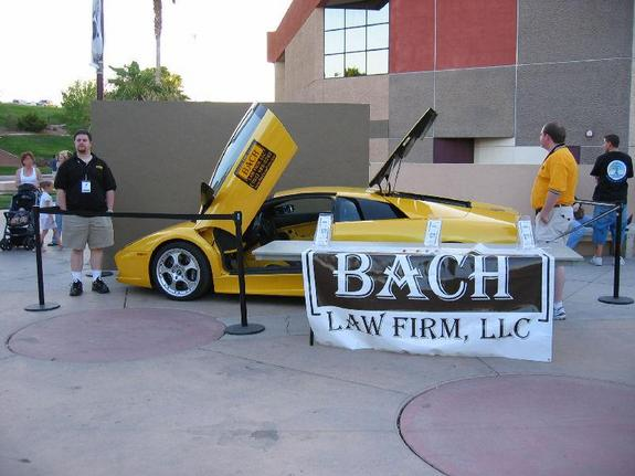 Another bachlawfirm 2002 Lamborghini Diablo post... - 6333633