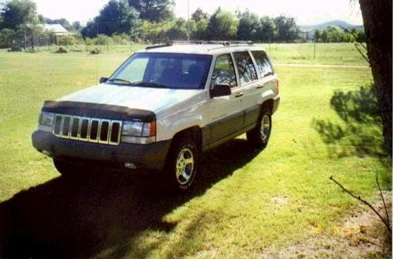 Another trigger 1996 Jeep Grand Cherokee post... - 52738