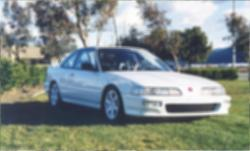 91IntegGS 1991 Acura Integra