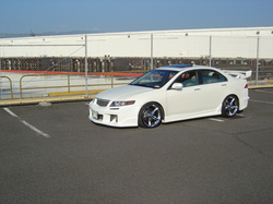 Goldenboy808s 2004 Acura TSX