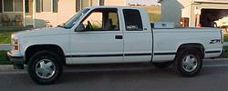 phandnot 1997 GMC Sierra 1500 Regular Cab