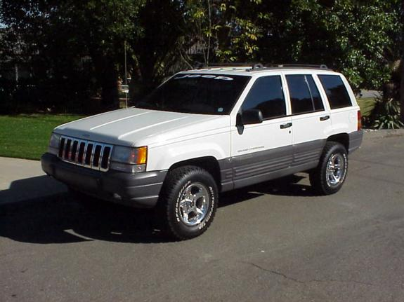 Elegant Another Quiggy3 1996 Jeep Grand Cherokee Post...   59482