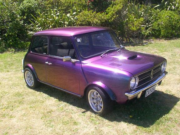 Another madmne 1980 MINI Cooper post... - 6341153