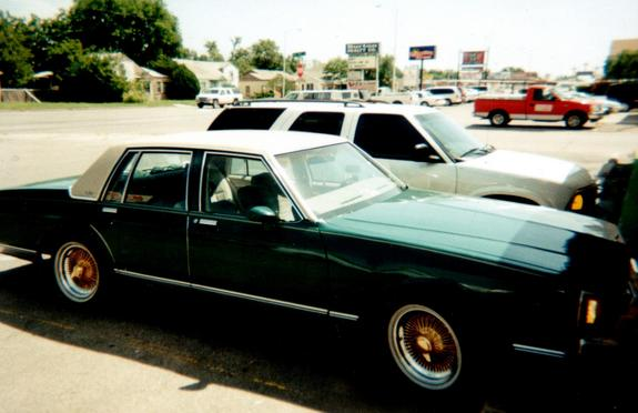 Another polocreep 1982 Chevrolet Caprice post... - 60751