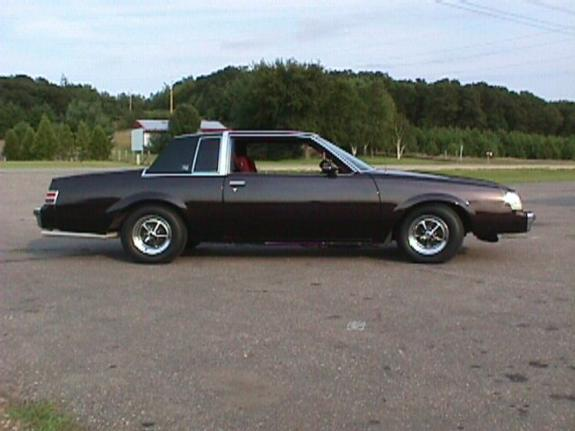 bumpinregal 1985 Buick Regal