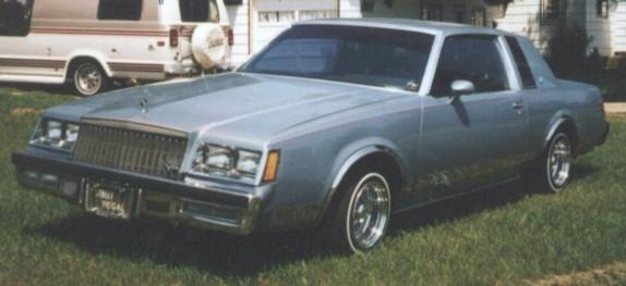 Andytroupe 1983 Buick Regal Specs, Photos, Modification