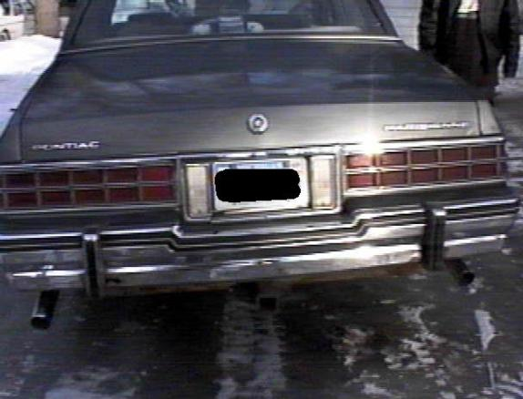 Another coolgrand_dam 1986 Pontiac Bonneville post... - 65217