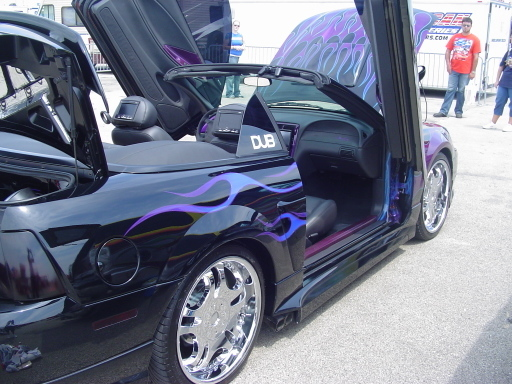Another sinistermustang 2004 Ford Mustang post... - 6344357