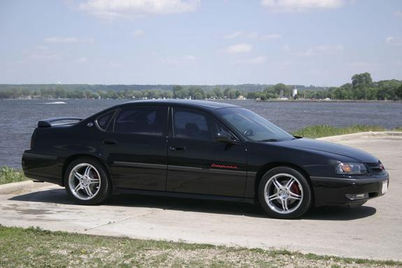 N2theground 2001 Chevrolet Impala