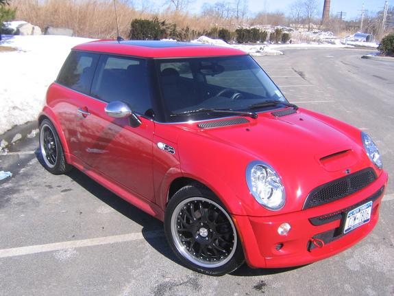bnze55amg 2005 mini cooper specs photos modification. Black Bedroom Furniture Sets. Home Design Ideas
