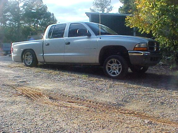 XtremeRam's 2001 Dodge Dakota Regular Cab & Chassis