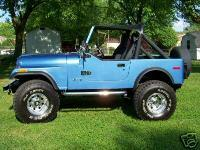 scottyrobs 1983 Jeep CJ7