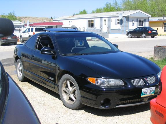 2002 Pontiac Grand Prix Gtp Supercharged. 2000 Pontiac Grand Prix