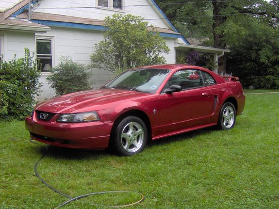 Stangboy232 S 2003 Ford Mustang In Asheville Nc