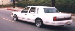 krazyvato 1994 Lincoln Town Car