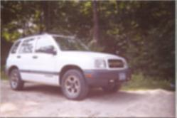 greatestmaster 1999 Chevrolet Tracker