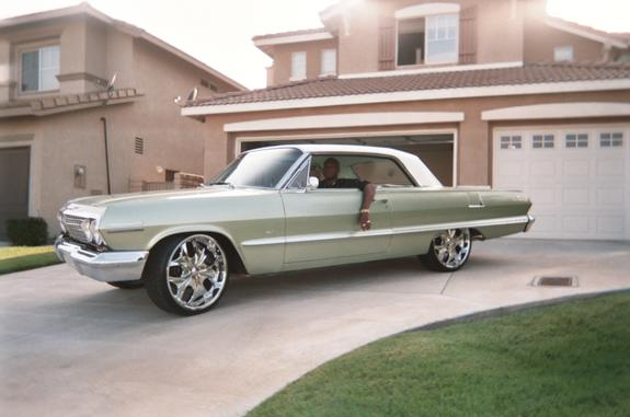 hollywood crews 1963 chevrolet impala specs photos. Black Bedroom Furniture Sets. Home Design Ideas