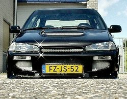 Another Beastality 1993 Suzuki Swift post... - 6350166