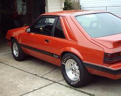 86stang 1986 Ford Mustang