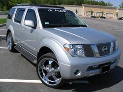 05thumpinpathys 2005 Nissan Pathfinder