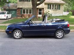 Cabchiks 1995 Volkswagen Cabrio