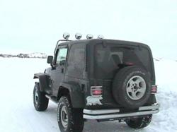 the_hammer 1999 Jeep TJ