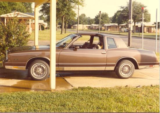 Another zuress 1983 Chevrolet Monte Carlo post... - 73604