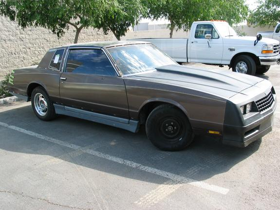 Another zuress 1983 Chevrolet Monte Carlo post... - 73607
