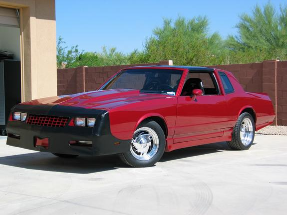 Another zuress 1983 Chevrolet Monte Carlo post... - 73634