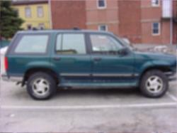 silverpathy 1994 Ford Explorer