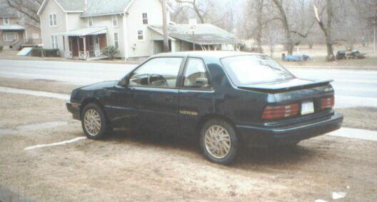 Another Wolvatron 1992 Plymouth Sundance post... - 74322