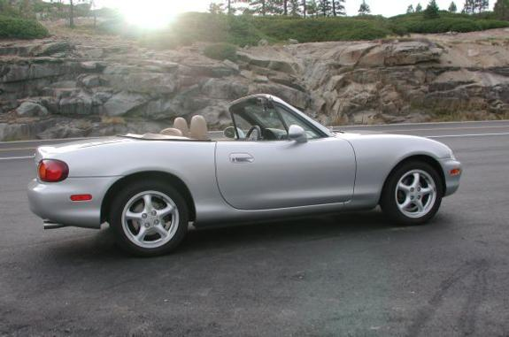 gregw 1999 mazda miata mx 5 specs photos modification. Black Bedroom Furniture Sets. Home Design Ideas