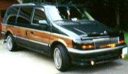 Biard 1992 Chrysler Town & Country