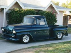 chris55 1958 Chevrolet Apache