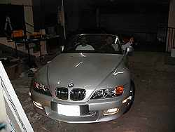niconativas 2000 BMW Z3