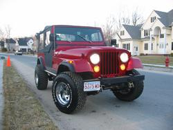 cams1021s 1982 Jeep CJ7