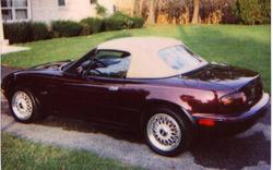 m edition 1995 mazda miata mx 5 specs photos modification info at cardomain. Black Bedroom Furniture Sets. Home Design Ideas