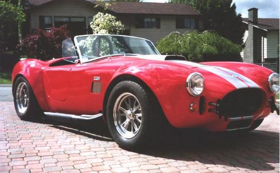 Another bubbleboy 1990 Shelby Cobra post... - 87961