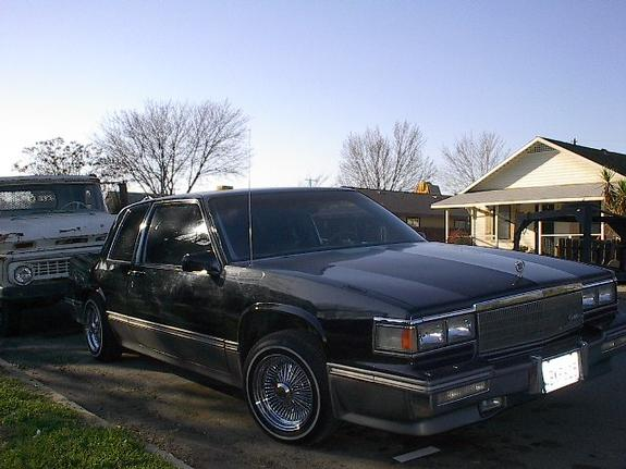 Another tc20619 1986 Cadillac DeVille post... - 88710