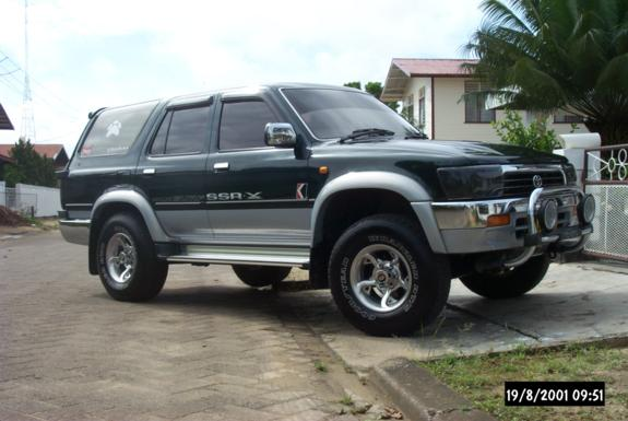 Another 4885kp 1995 Toyota 4Runner post... - 89910