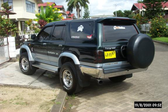 Another 4885kp 1995 Toyota 4Runner post... - 89912