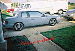 grounded_grandams 1988 Pontiac Grand Am
