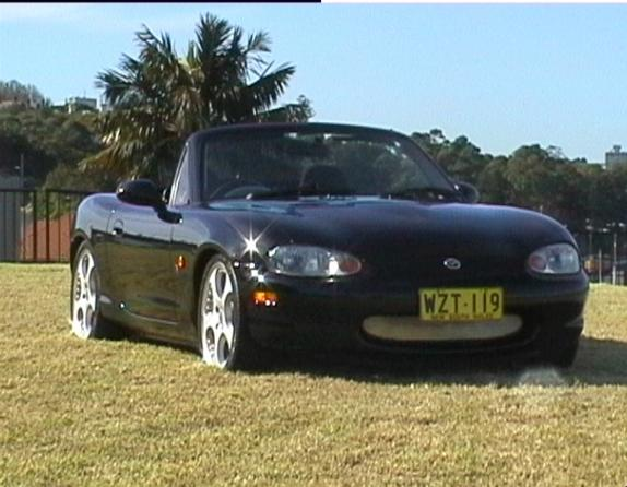 danbalsamo 1999 mazda miata mx 5 specs photos. Black Bedroom Furniture Sets. Home Design Ideas