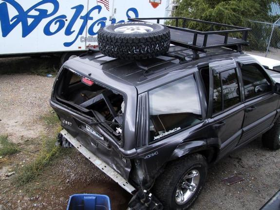 Another hound2000 1998 Jeep Grand Cherokee post... - 94227