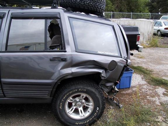 Another hound2000 1998 Jeep Grand Cherokee post... - 94228