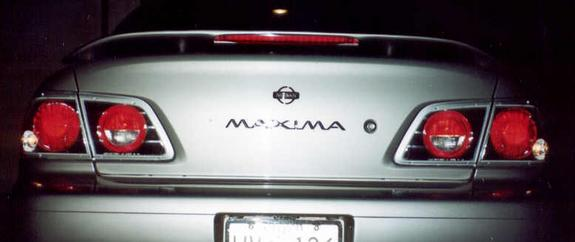 Another ACHmaxima 1999 Nissan Maxima post... - 100487