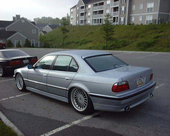 Another Alpina20 1995 BMW 7 Series post... - 100600